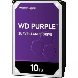 WD Purple 10TB Surveillance Hard Drive WD101PURZ-20PK WD101PURZ