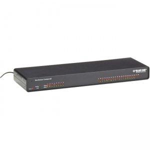Black Box Contact Hub - (20) Dry Contacts, (1) Temperature/Humidity Sensor, 8-Port EME113A-20-R3