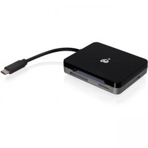 Iogear USB-C Hub with Multi-Memory Card Reader GUH3C37SD