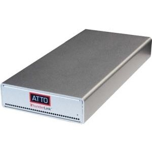 ATTO ThunderLink Thunderbolt/Fibre Channel Host Bus Adapter TLFC-3162-L00