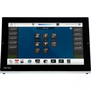 "AMX 10.1"" Modero G5 Tabletop Touch Panel FG5969-47 MT-1002"