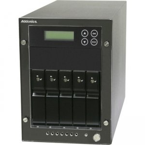 Addonics 1:4 HDD/SSD High-Speed Duplicator HD4SNH