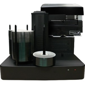 Vinpower Digital Cronus DVD/CD Publishers with Monochrome Thermal Printer - 2 Drives CRONUS-S2T-PRM-BK