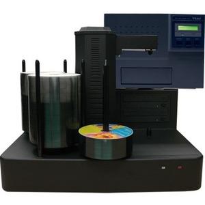 Vinpower Digital Cronus DVD/CD Publishers with Color Thermal Printer - 2 Drives CRONUS-S2T-THM-BK