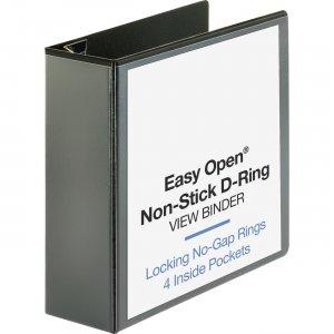 Business Source Locking D-Ring View Binder 26964 BSN26964