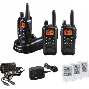 Midland Two-Way Radio Three Pack LXT633VP3 MROLXT633VP3 LXT600