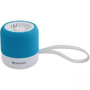 Verbatim Wireless Mini Bluetooth Speaker - Teal 70231