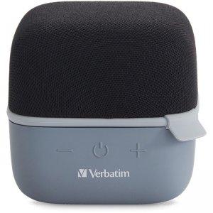 Verbatim Wireless Cube Bluetooth Speaker - Black 70224