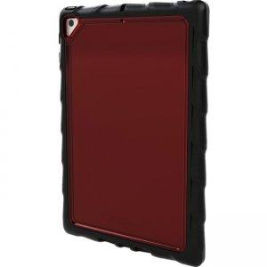 Gumdrop DropTech Clear iPad 9.7 Case DTC-IPAD97-BLK_RED