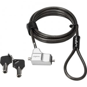 Rocstor Rocbolt Security Cable with Key Lock Y10C242-B1 W17