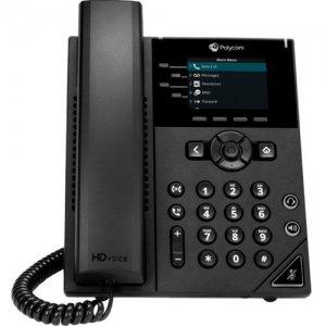 Polycom VVX , Skype for Business WW PoE 2200-48820-019 250