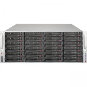 Supermicro SuperChassis Server Case CSE-846BE2C-R1K23B 846BE2C-R1K23B