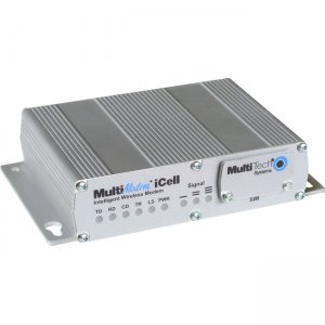 Multi-Tech MultiModem iCell Radio Modem MTCMR-EV3-N16 MTCMR-EV3