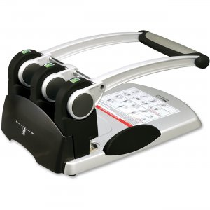 Business Source Manual 3-Hole Punch 06525 BSN06525
