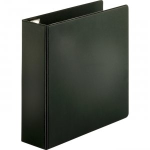 Business Source EasyOpen Locking Slant-D Ring Binders 26970 BSN26970
