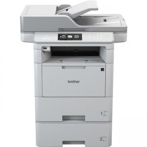 Brother MFC-L6900DWG TAA Compliant Business Laser All-in-One Printer MFC-L6900DWGT
