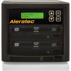 Aleratec 1:1 Copy Cruiser Pro SA HS CD/DVD Duplicator 260185
