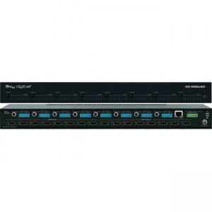 Key Digital Audio/Video Switchbox KD-MS8X8G