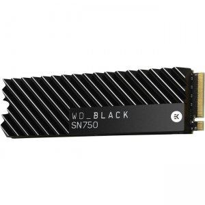WD 1TB Black SN750 NVMe SSD with Heatsink WDS100T3XHC