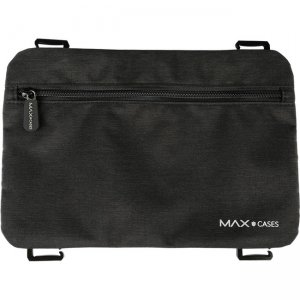 """MAXCases Power Pouch for Explorer and Work-In Slim Cases 14"""" (Grey) MC-PP-GEN-14-GRY"""