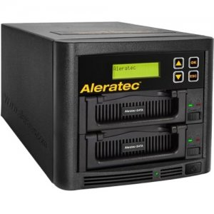 Aleratec 1:1 HDD Copy Cruiser IDE/SATA Hard Disk Drive Duplicator and Sanitizer 350147