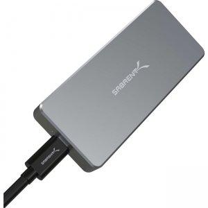 Sabrent Rocket Pro 1TB NVMe USB 3.1 External Aluminum SSD SB-1TB-NVME