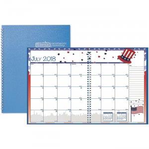 House of Doolittle Seasonal Academic Monthly Planner 239508 HOD239508 2395-08