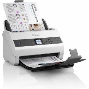 Epson Color Duplex Workgroup Document Scanner B11B250201 DS-870