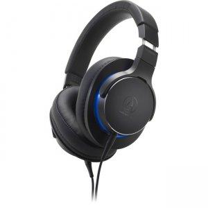 Audio-Technica Over-Ear High-Resolution Headphones ATH-MSR7BBK ATH-MSR7b
