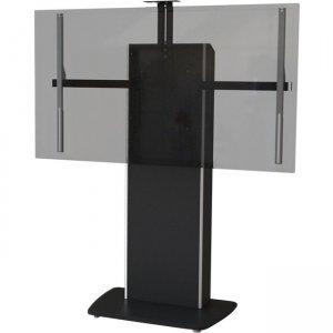 VFI Fixed Base Telepresence Stand for Single/Dual Monitors TP800-CS70