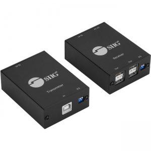 SIIG 4-Port USB 2.0 Extender JU-EX0311-S1