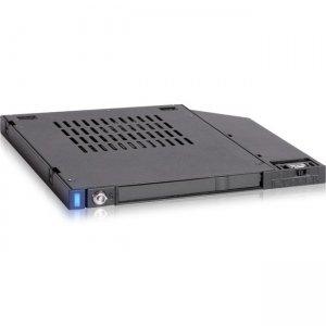 "Icy Dock flexiDOCK 2.5"" SATA SSD / HDD Docking for Ultra Slim ODD Bay (9.5mm) MB511SPO-1B"