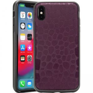 Rocstor Alligator Kajsa iPhone Xs Max Case CS0104-XSM