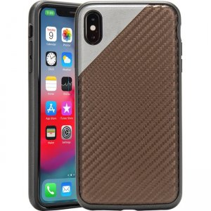 Rocstor Matrix Carbon 1 Kajsa iPhone Xs Max Case CS0115-XSM