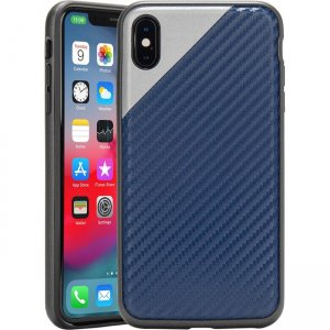 Rocstor Matrix Carbon 1 Kajsa iPhone Xs Max Case CS0116-XSM