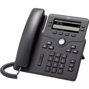Cisco IP Phone with Power Adapter for Australia/New Zealand CP-6851-3PW-AU-K9= 6851