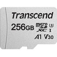 Transcend 256GB microSDXC Card TS256GUSD300S-A 300S