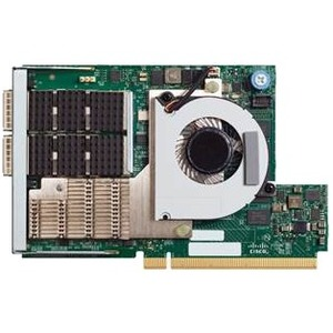 Cisco 100Gigabit Ethernet Card UCSC-MLOM-C100-04 1497