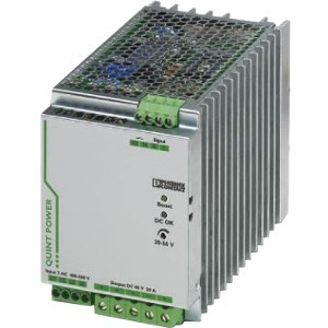 Perle QUINT-PS/3AC - 3-Phase DIN Rail Power Supply 23208278 QUINT-PS/3AC/48DC/20