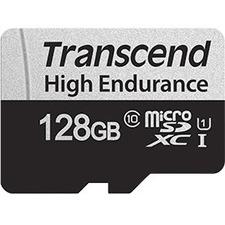 Transcend 128GB High Endurance microSDXC Card TS64GUSD350V 350V