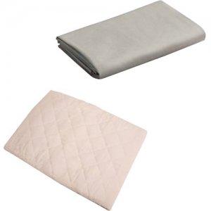 Graco Pack 'n Play Playard Sheet, Gray and Quilted Navajo Set 1840193-1768437-KIT