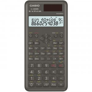 Casio Scientific Calculator FX300MSPLUS2 CSOFX300MSPLUS2 FX-300ESPLUS-2