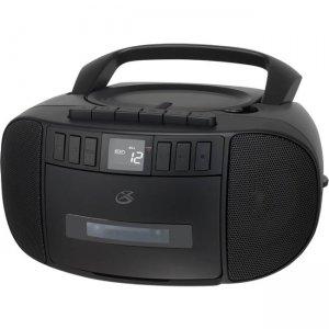 GPX CD, Cassette, Radio Boombox BCA209B