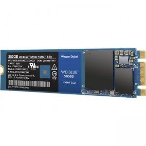WD Blue SN500 NVMe SSD, 250GB WDS250G1B0C