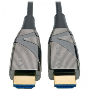 Tripp Lite Fiber Optic Audio/Video Cable P568-15M-FBR
