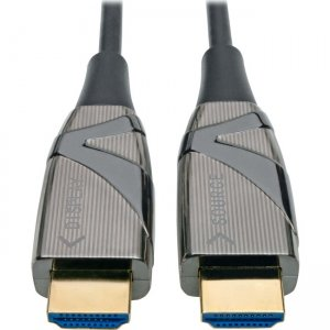 Tripp Lite Fiber Optic Audio/Video Cable P568-30M-FBR