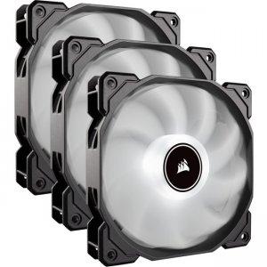 Corsair Air Series LED (2018) White 120mm Fan Triple Pack CO-9050082-WW AF120