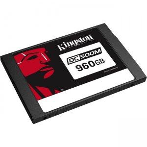 """Kingston 960G (Mixed-Use) 2.5"""" Enterprise SATA SSD SEDC500M/960G DC500M"""