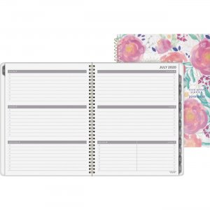 At-A-Glance In Bloom Academic Large Planner 1212A905A AAG1212A905A