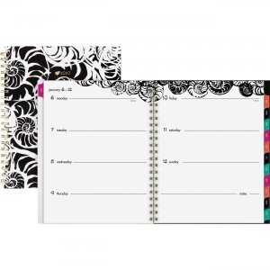 At-A-Glance Jane Dixon Nautilus Weekly/Monthly Planner 1286905 AAG1286905
